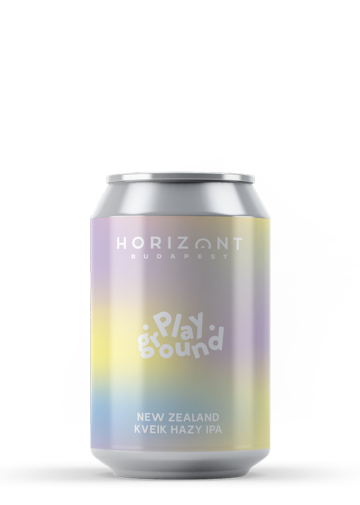 Playground New Zealand KVEIK Hazy IPA