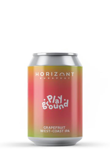 Playground - Grapefruit West-Coast IPA