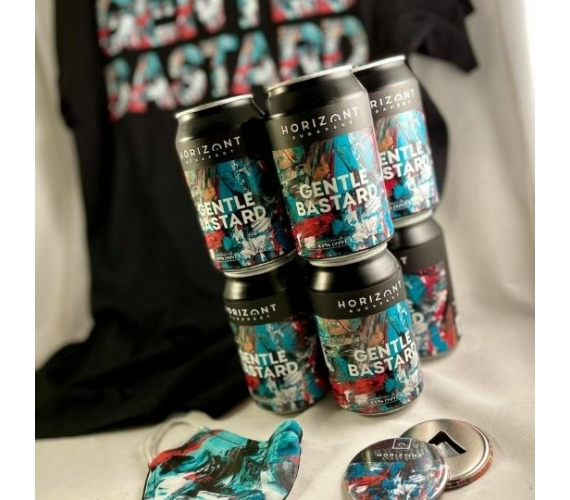 Gentle Bastard Fan Pack