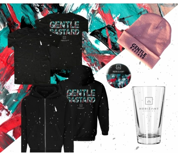 Gentle Bastard Merch Pack