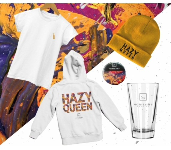 Hazy Queen Merch Pack