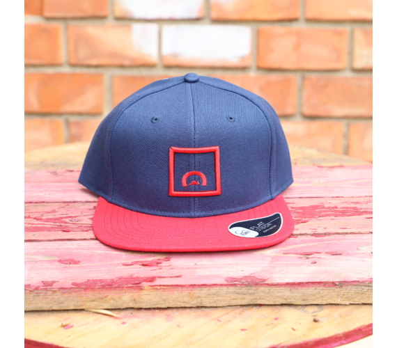 Cap / Red-Navy