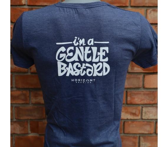 Male T-shirt  /  Gentle Bastard
