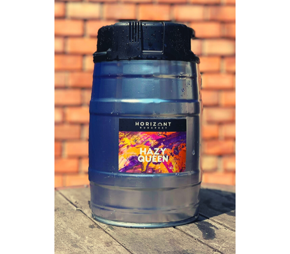 Hazy Queen - MiniKEG