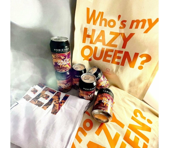 Who's my Hazy Queen? Pack