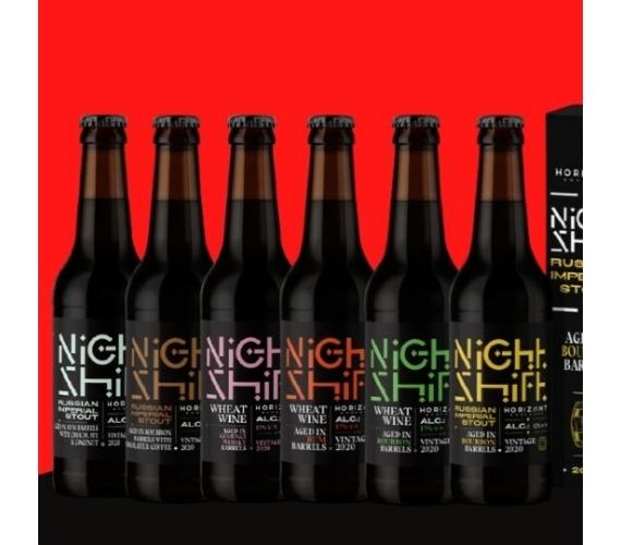 Night Shift Vintage Selection 2020  /  6pack