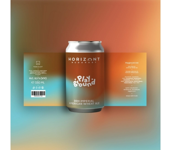 Playground DDH Imperial American Wheat Ale