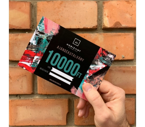 Gift Card  /  10.000 Ft