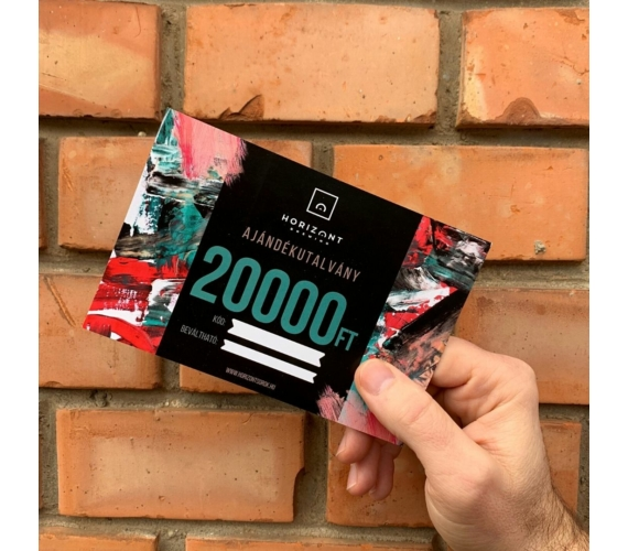 Gift Card  /  20.000 Ft
