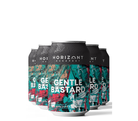 Gentle Bastard  /  12pack