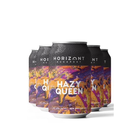Hazy Queen  /  24-es sörcsomag