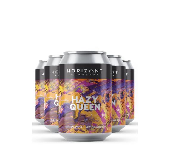 Hazy Queen  /  12-es sörcsomag