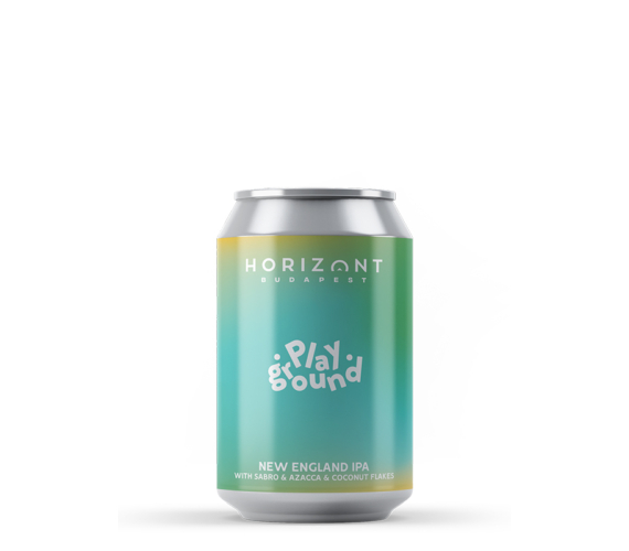 Playground DDH Double New England IPA