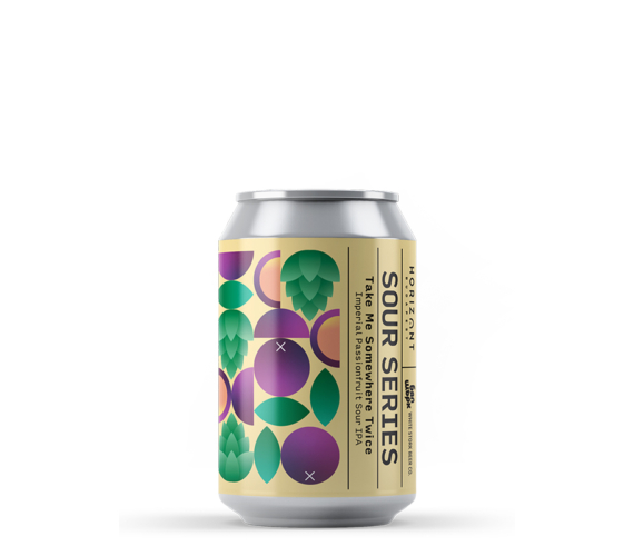 Imperial Passionfruit Sour IPA